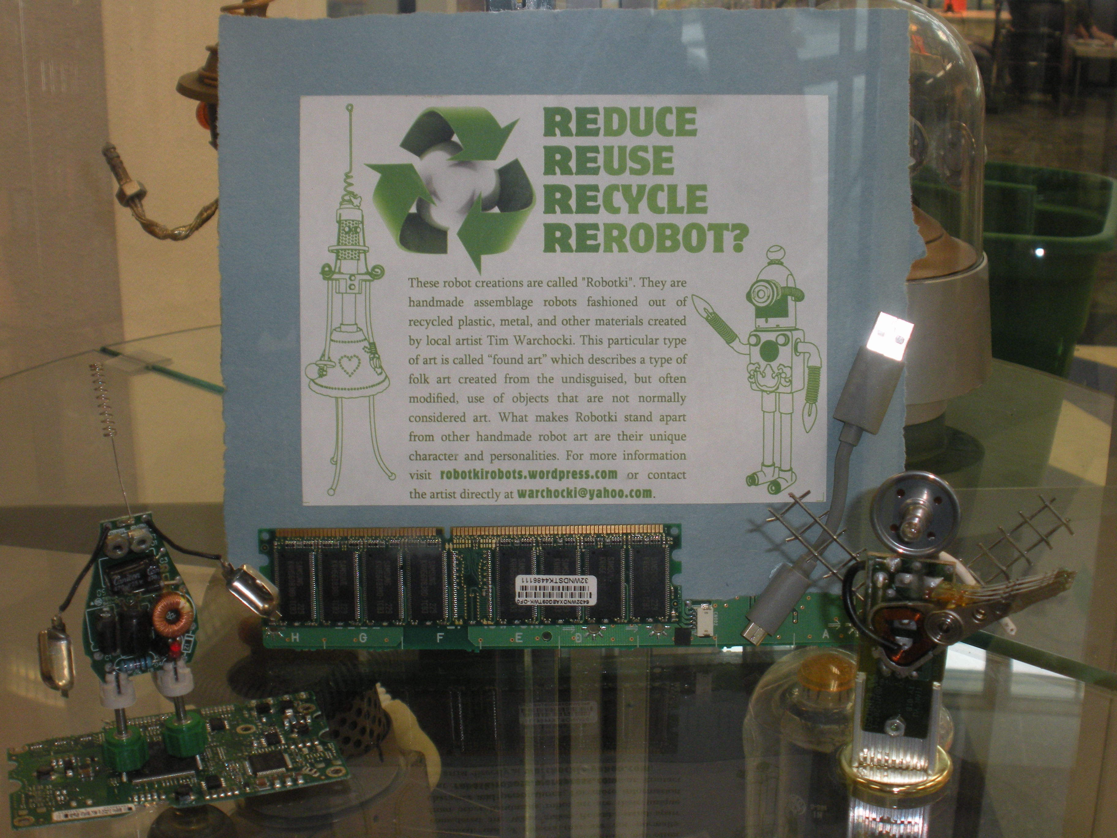 uncategorized robotki u0027s recycled robots